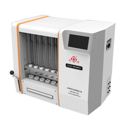 上海纤检SLQ-202粗纤维测定仪
