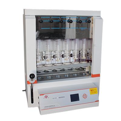 上海纤检SZC-101脂肪测定仪