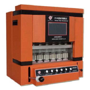 上海纤检DF-601膳食纤维测定仪